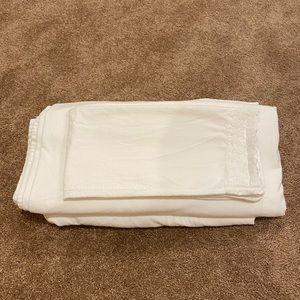 Martha Stewart Bedding Martha Stewart King Size Flannel Sheets Poshmark